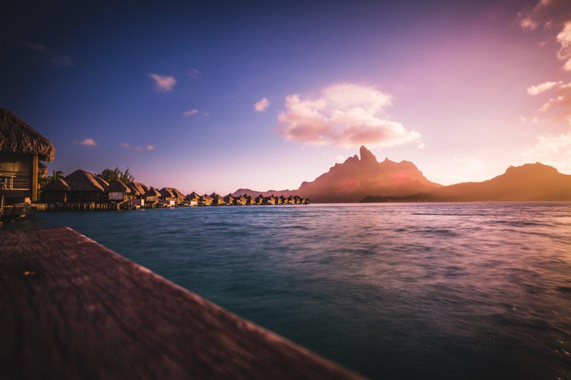 luna di miele in Polinesia
