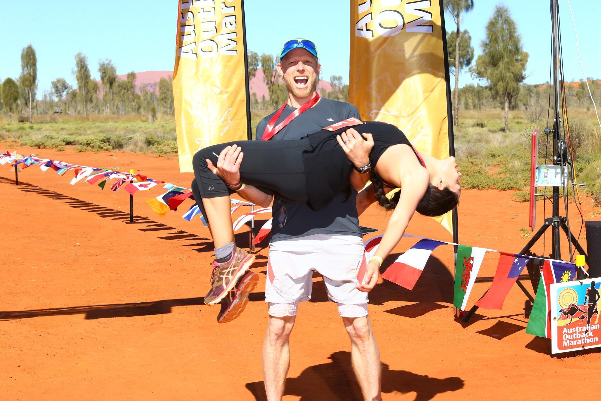 Calendario Maratone Internazionali 2020.Maratona E Viaggi Di Nozze Australia Isole Cook Go