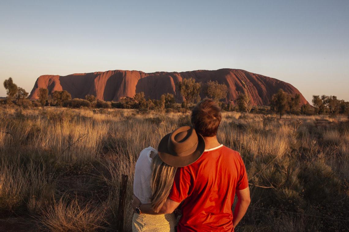 viaggio in australia ad Ayers Rock e Kings Canyon