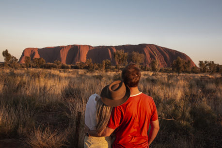 viaggio in australia ad Ayers Rock e Kings Canyon