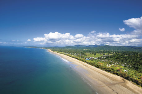 Vacanza mare a Mission Beach