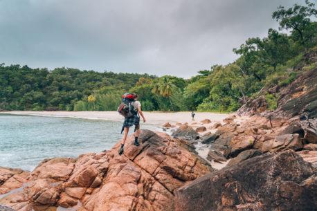 Trekking ad Hinchinbrook Island