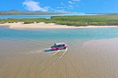 Queensland da Nord a Sud