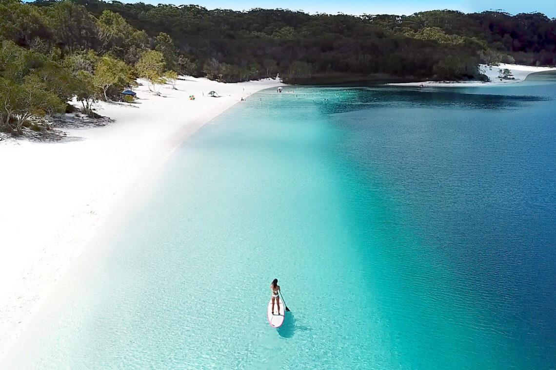 Fraser island e Lady Elliot island
