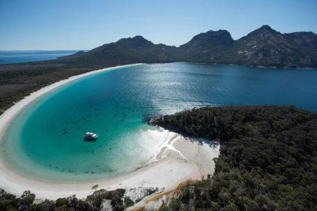 Tasmania in auto