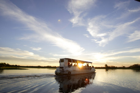 Yellow Water Cruise Kakadu